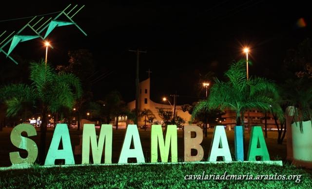 Com profunda confiança em seu poderoso patrocínio, imagem peregrina de Nossa Senhora de Fátima é recebida em Samambaia (DF)