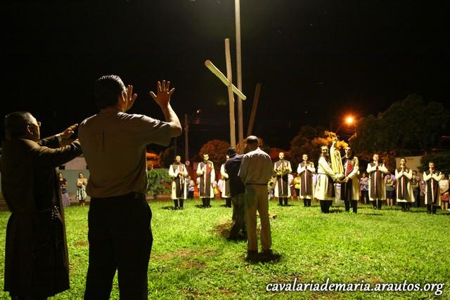 Em Palmital – SP, Santas Missas durante Semana Missionária