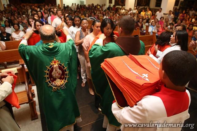 Em Posse – GO, na Paróquia Senhora Sant'Ana, Santas Missas e outras atividades