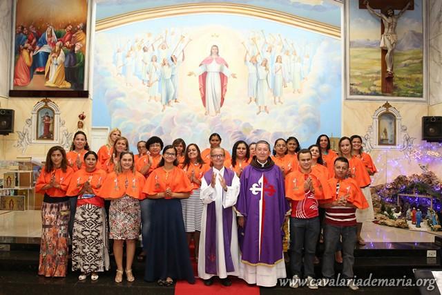 Santas Missas e outras atividades durante a Semana Missionária em Castanhal – PA