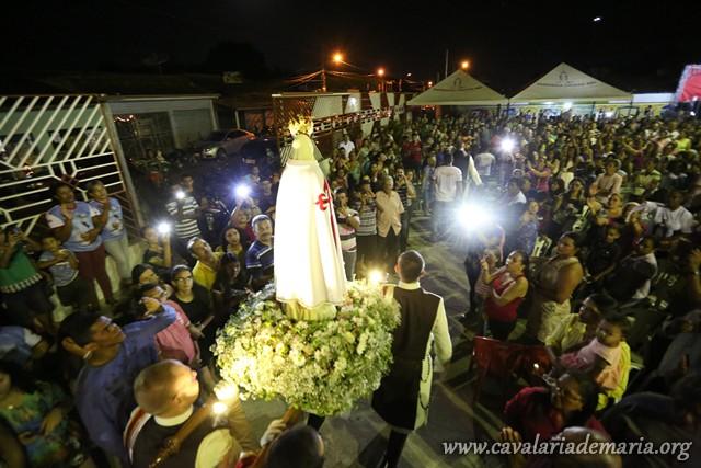 Encerramento da Semana Missionária na Paróquia Cristo Rei, em Castanhal – PA