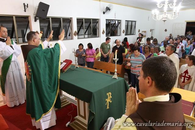 Santas Missas e outras atividades na Paróquia Imaculada Conceição, em Nova Friburgo – RJ