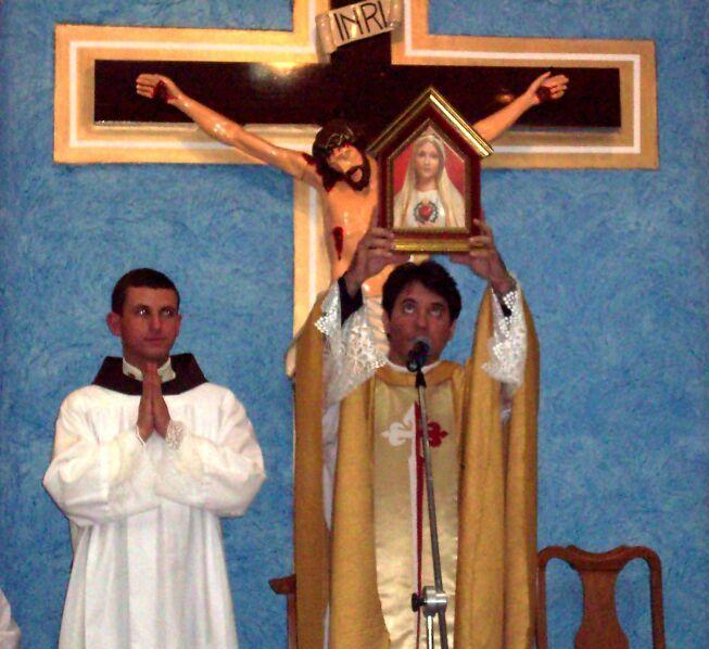Apostolado do Oratório do Imaculado Coração de Maria
