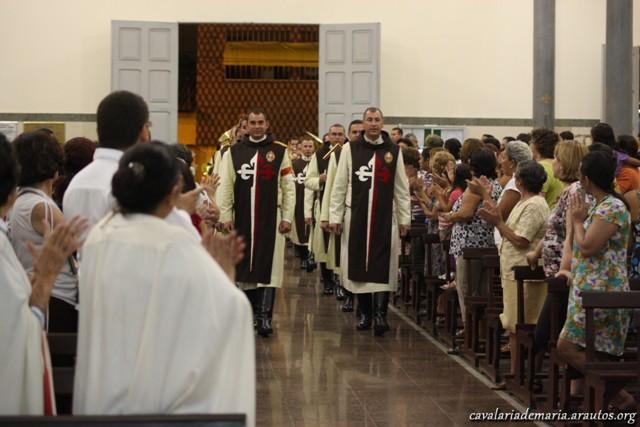 Abertura das Missões na Paróquia de São João Batista-Tauape em Fortaleza – CE