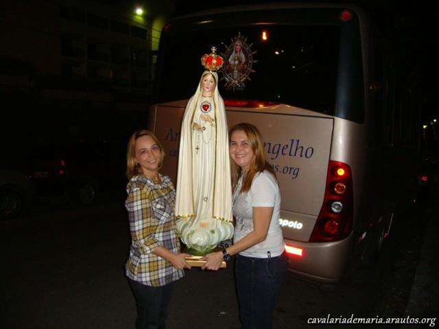 Mais visitas no primeiro dia de missão na Aldeota em Fortaleza – CE