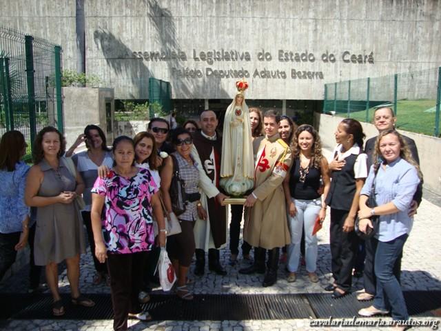 Na Assembléia Legislativa do Estado do Ceará