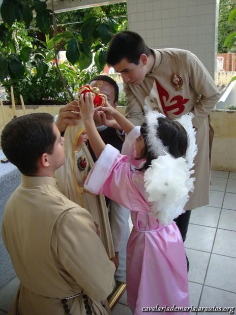 """Segundo dia de """"Missões para Cristo com Maria"""" na Aldeota em Fortaleza – CE"""