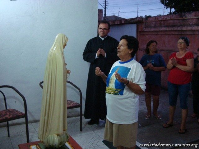 Algumas visitas no bairro de Bela Vista em Fortaleza – CE