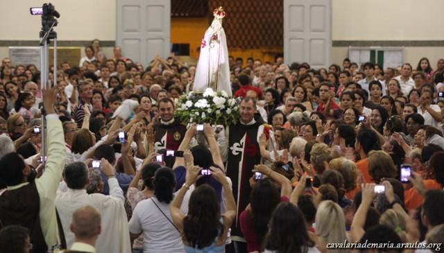 Grandioso encerramento das Missões na Paróquia de São João Batista do Tauape em Fortaleza – CE
