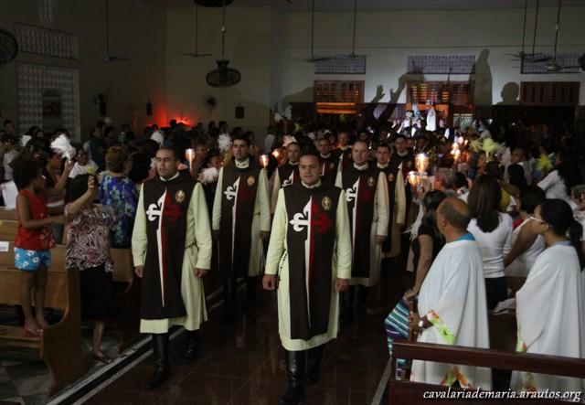 Abertura das Missões na Paróquia Nossa Senhora de Salette em Fortaleza – CE