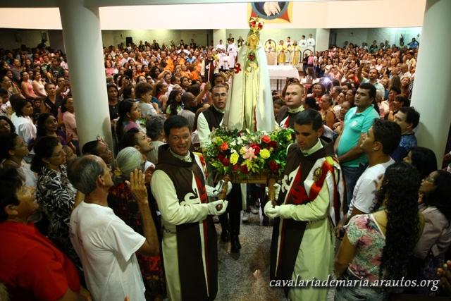 Encerramento da Semana Missionária na Paróquia Santa Maria dos Pobres, em Paranoá – DF