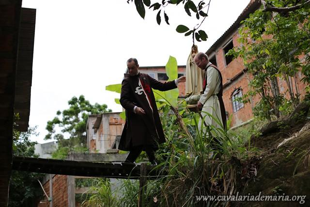 Visitas da imagem peregrina de Nossa Senhora de Fátima na Paróquia São José de Anchieta, em Serra – ES