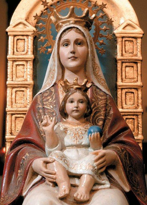 Maria, Rainha de Todos os Santos